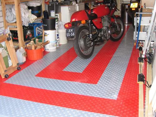 pour garages