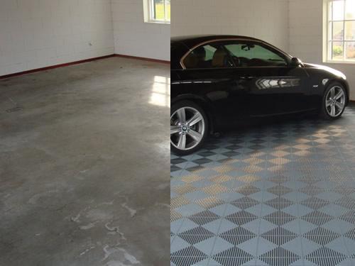 suelos para garajes